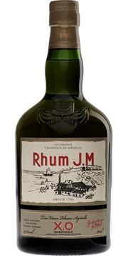 SAGNA - RHUM J.M TRES VIEUX X.O