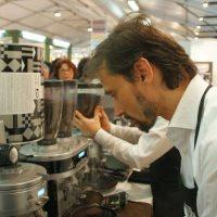 Caffè e vino si sono incontrati al Vinitaly