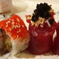 Sushi al ritmo di samba