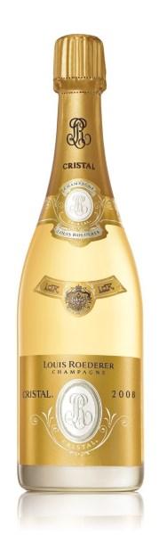 Sagna Champagne CRISTAL 2008