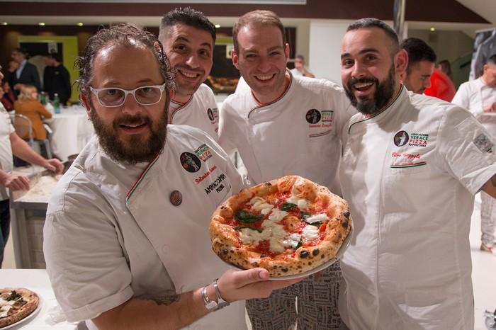 Salvatore Santucci chef Gruppo Peperino