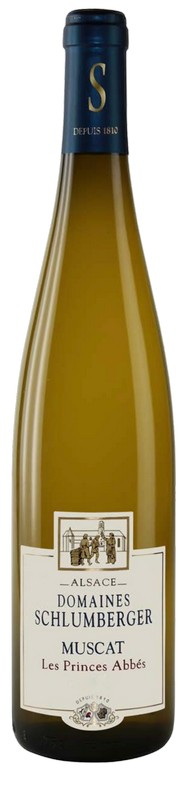 Vino bianco DOMAINES SCHLUMBERGER - MUSCAT LES PRINCES ABBES