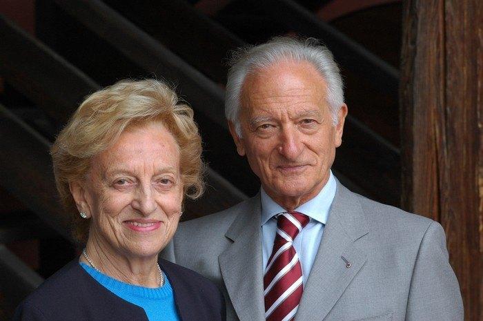 Sig. Umberto e Sig.ra Maddalena Raspini