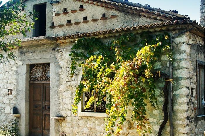 azienda vitivinicola in Irpinia Stefania Barbot, casa