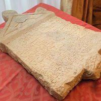La Stele di Lidia dopo 23 anni ritorna in Turchia