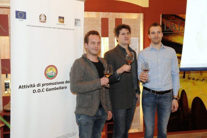Tre produttori sperimentali di vin santo 1
