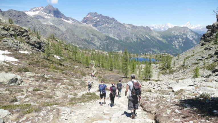 Trekking - Monte Avic - Valle D'Aosta covid sicurezza
