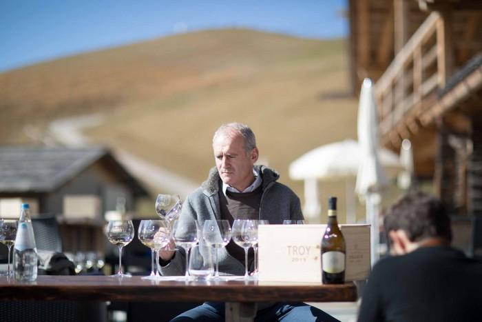 Chardonnay di montagna Cantina Tramin