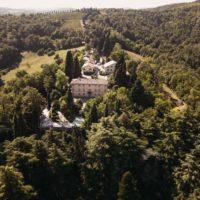 Venturini Baldini, il primo Chateau d'Emilia