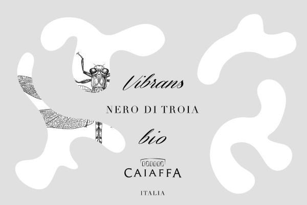Puglia IGT Nero di Troia – 2017   Caiaffa Vini Biologici
