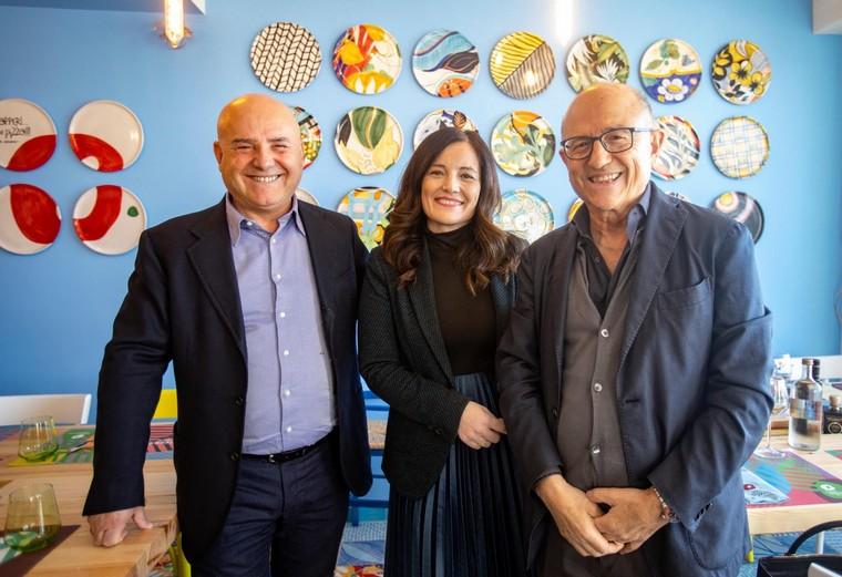 Giuseppe Acciaio, ideatore e fondatore del brand Capperi...che Pizza