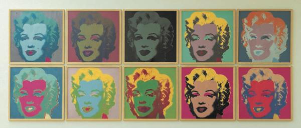 Andy Warhol mostra a Camera Torino