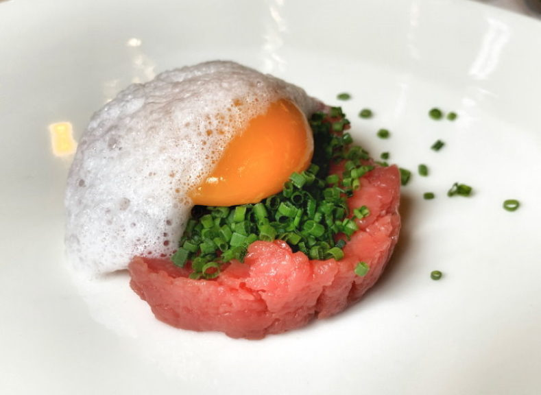 battuta-fassone-uovo-affumicato-