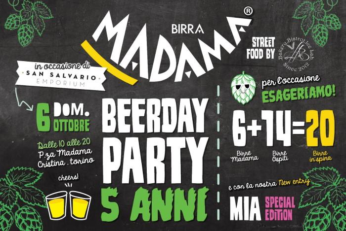 Birra madama a Torino