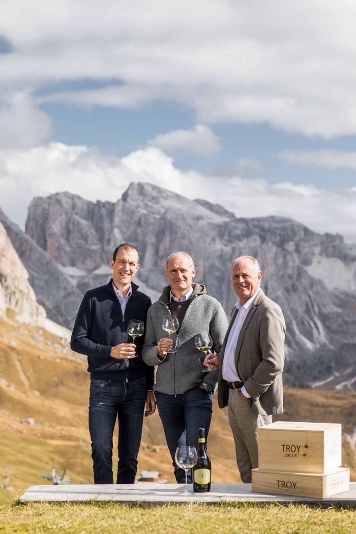 Vino bianco Alto Adige Cantina Tramin