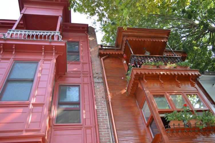 case ottomane
