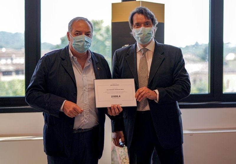 certificazione Amorim Cork Italia per valdoca