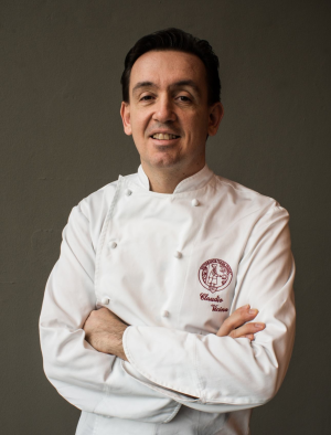 Chef Claudio Vicina