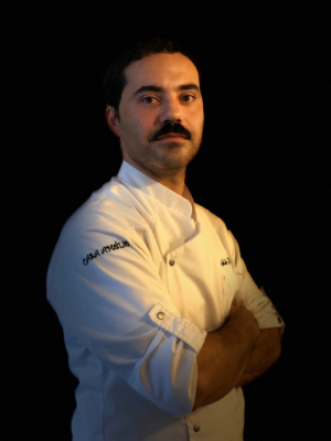 Chef Guido Perino