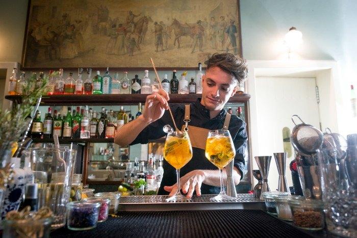 cocktail bar a Torino centro Piazza Vittorio