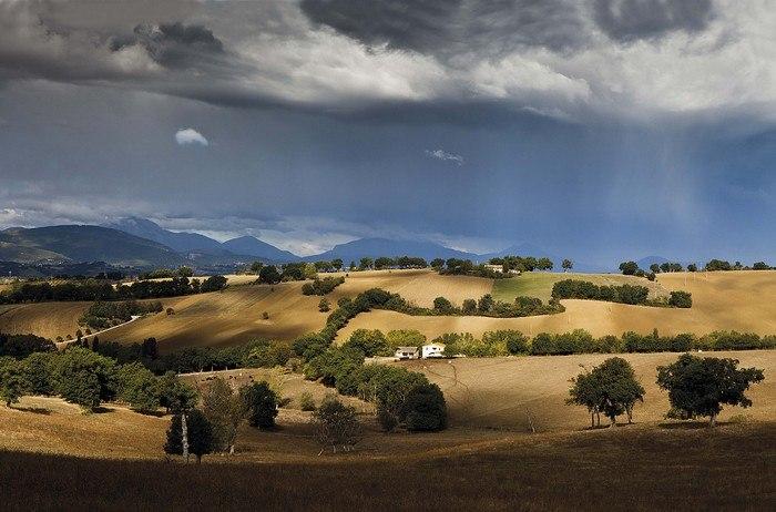 "verdi ""colline rotolanti"" del Maceratese"