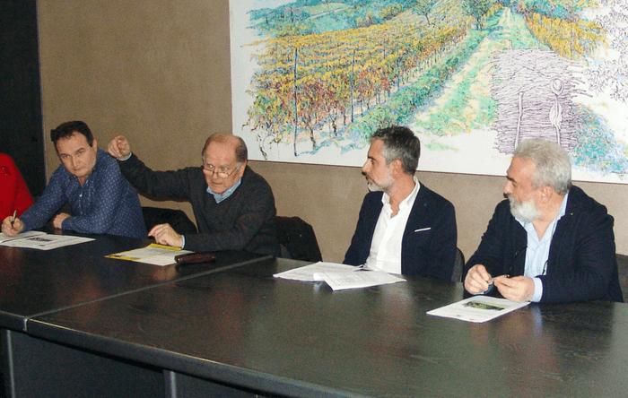Conferenza stampa bilancio Cantina Vinchio