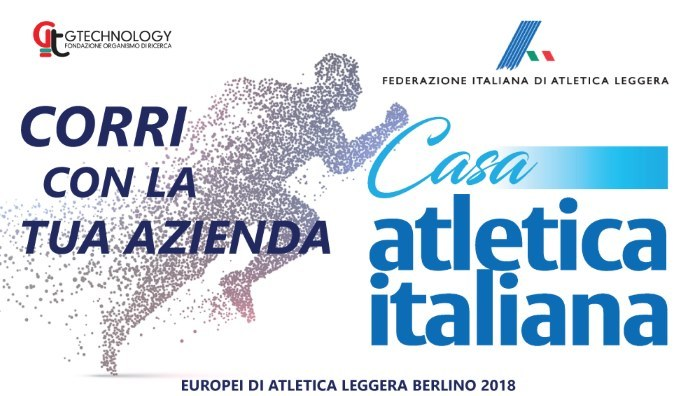 Partecipa a Corri con Casa atletica italiana