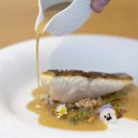 """La filosofia di cucina """"Kaiseki"""" dello chef Galliano a Vicoforte"""