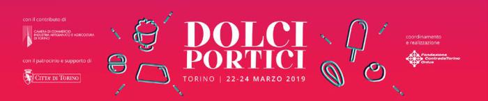 Dolci Portici 2019 a Torino