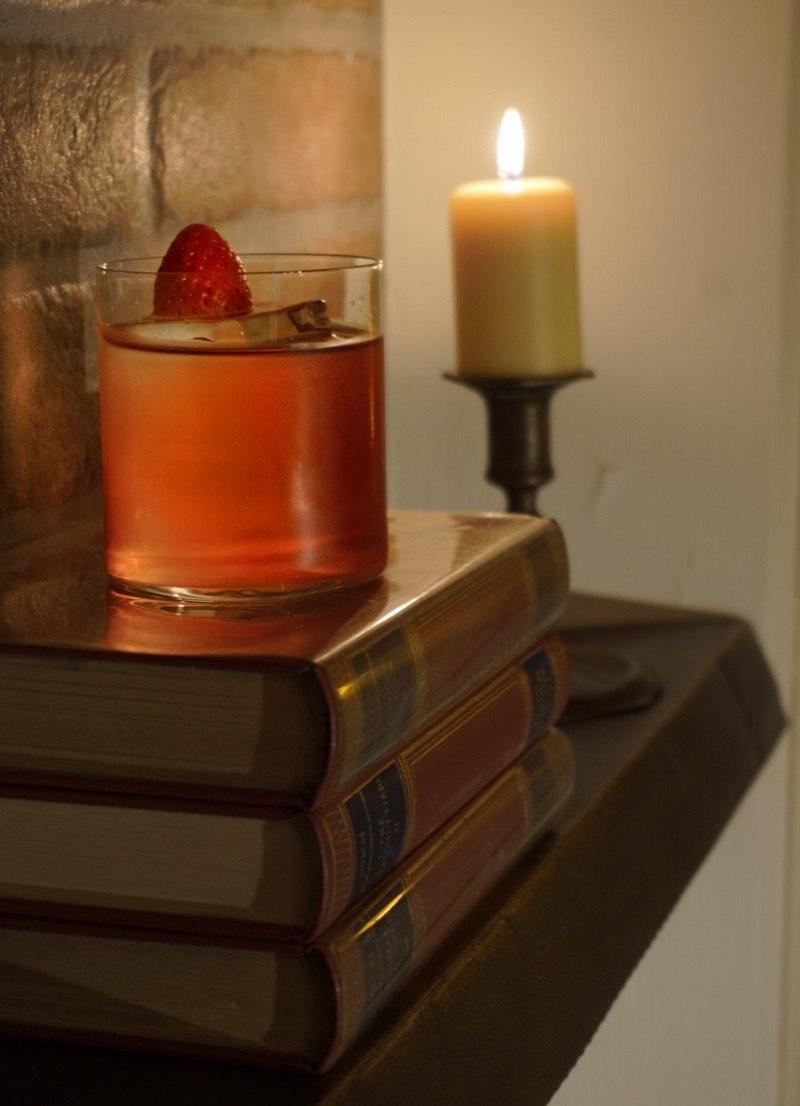 Drink ispirato al Film di Stanley Kubrick Barry Lyndon
