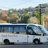 Eataly Food Tour in bus a Torino