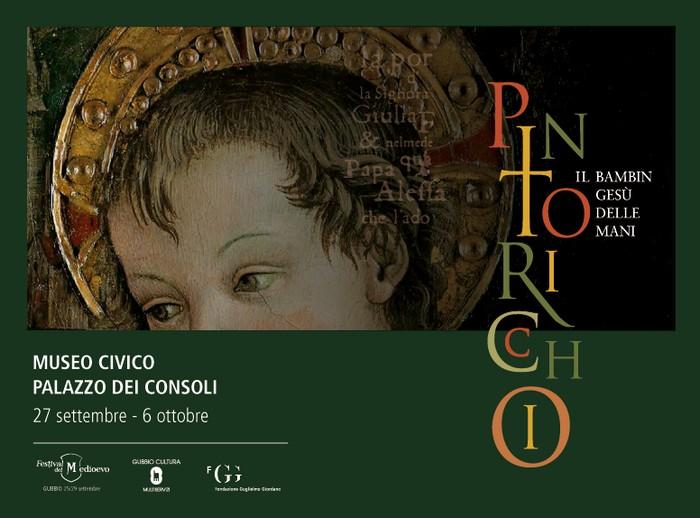 Esposizione opera di Pintoricchio a Gubbio