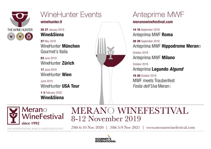 WineHunter events 2019
