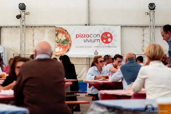 Evento pizza Convivium 2019