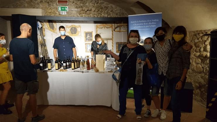 Falseum a Biella Le verità sul vino