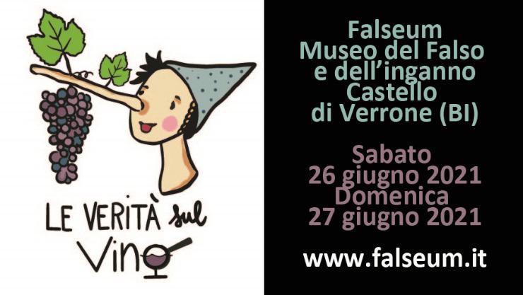 Falseum Le verità sul vino