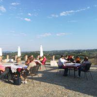 Agliano Terme celebra la  barbera con gli Appuntamenti con la Rossa