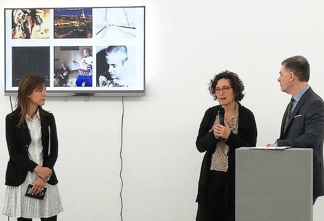 Inaugurazione Mostra Fo.to grafi a Torino