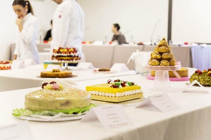 tradizionale sfida di pasticceria di Eataly Lingotto