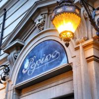 Nuovo arrivo alla gelateria Pepino di Torino