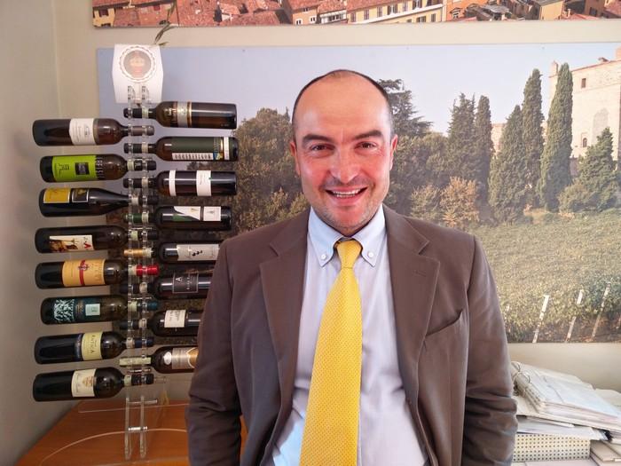 Giacomo Savorini Direttore Consorzi Vini Colli Bolognesi Pignoletto