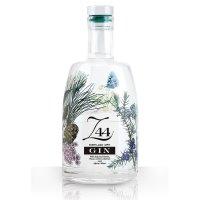 Z44 – fra Alpi e Mediterraneo il Distilled Dry Gin di Roner