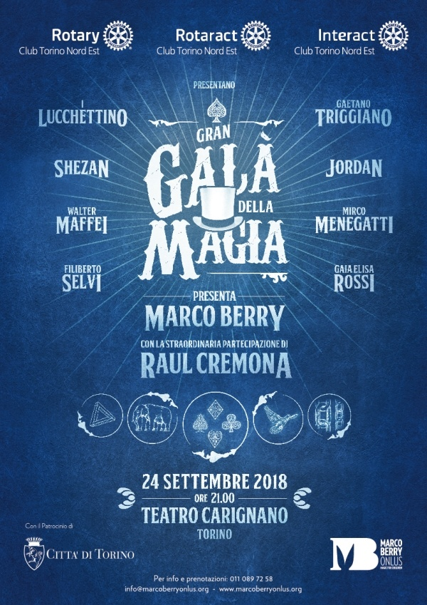Gran Galà della Magia a Torino