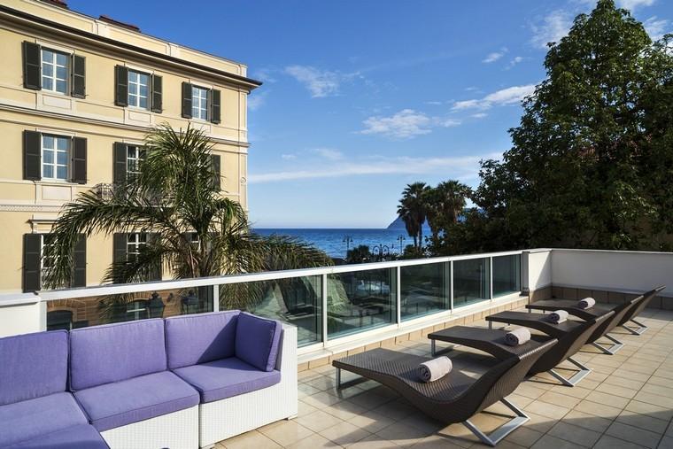 hotel vista mare ad Alassio