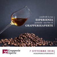 Grapperie Aperte in 18 distillerie d'Italia