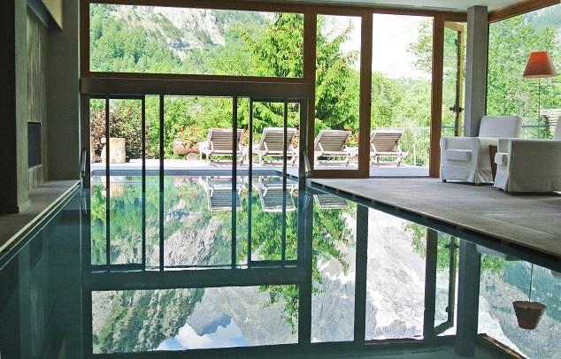 hotel con piscina valle aosta