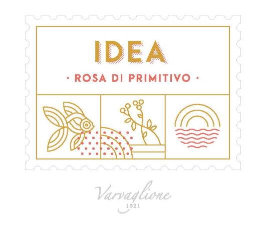 "Rosa di Primitivo IGP – ""Idea"" 2019"