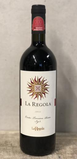 La Regola rosso di Toscana vincitore 3 bicchieri Gambero Rosso