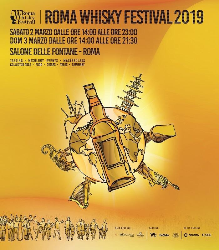Roma Whisky Festival 2019