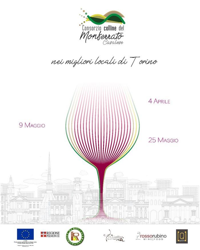 eventi in enoteca Torino con vini monferrato